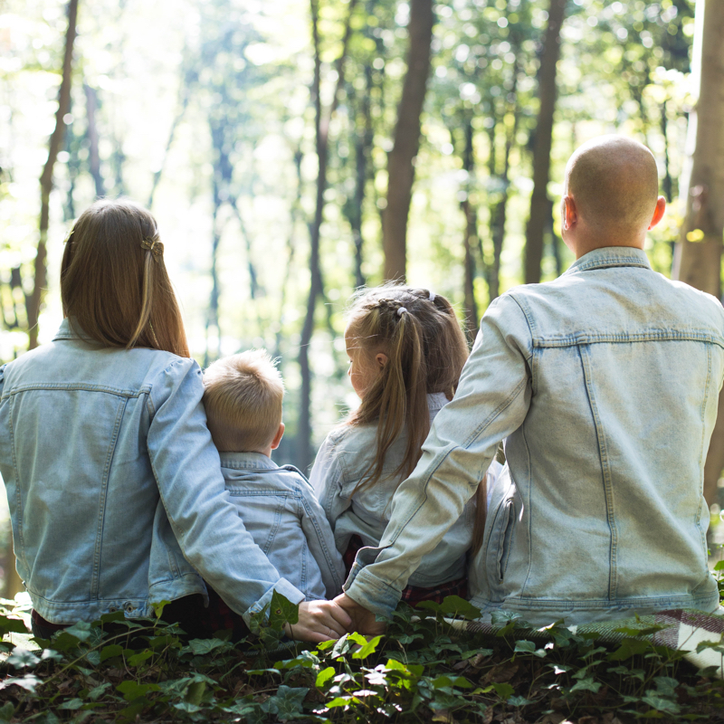 Rust en balans in je gezin